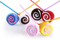 Wholesale New Wedding decorations Lollipops Cake Towel Wedding amp Party gifts birthday gift Christm