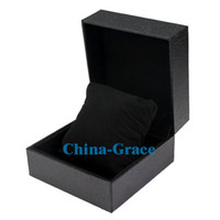 Wholesale High Quality Paper Square Gift Watch Boxes Cheap Price Wrist Watches Box