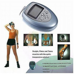 Wholesale Pieces New Slimming Massager Pulse Muscle Pain Relief Fat Burn