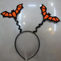 12-14 Years bat activities - Halloween bat headband Funny headband Funny toy party prom activities clothing accessories