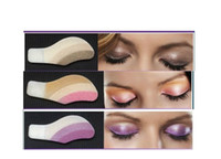 Wholesale 10box pairs Eye sticker colors Hot Fashion Instant Eyeshadow Magic Eye Sticker Tattoos Eye