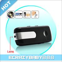 None Motion Detection  720*480 Mini Pinhole Hidden USB Flash Drive Disk Spy Camera Digital Video Recorder Motion Detector