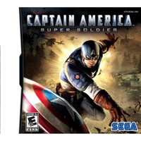 Wholesale Captain America Super Soldier for NDSi DSL DS XL Retail Box