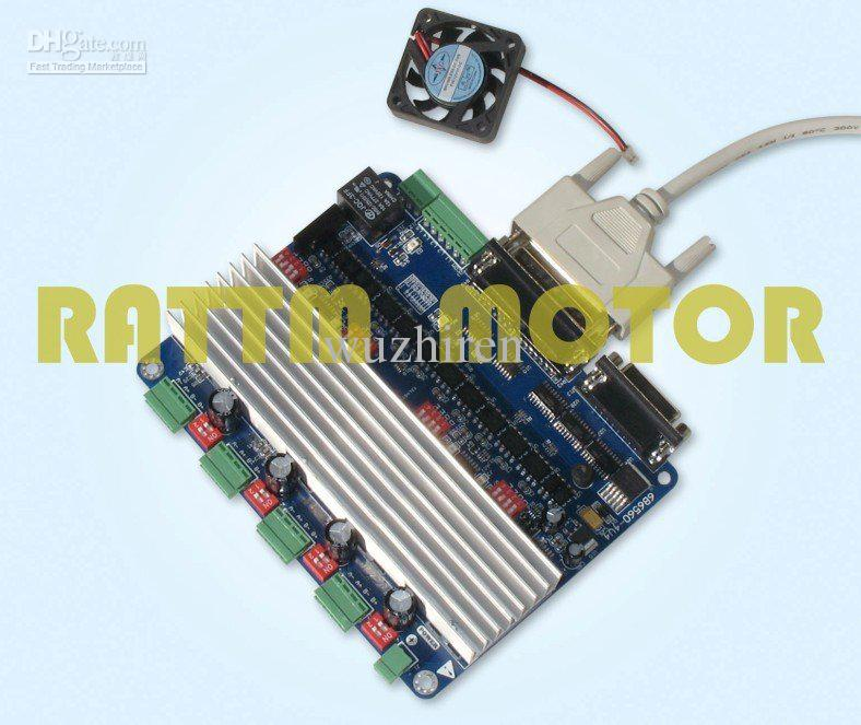 2017 blue 4 axis cnc controller 6560 stepper motor driver for Types of stepper motor