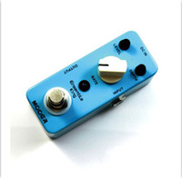 Wholesale Stompbox MOOER Ensemble King Analog Chorus Pedal True bypass Guitar Cable Stompbox AmpliTube