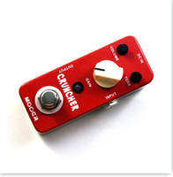 Wholesale Stompbox MOOER Triangle Buff Ninety Orange Boost Pedal Chorus Pedal True bypass Guitar AmpliTube