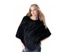rabbit fur wrap - Discounts black rabbit Fur Wrap Shrug Bolero Coat Bridal Shawl Jacket for prom dress Shawls