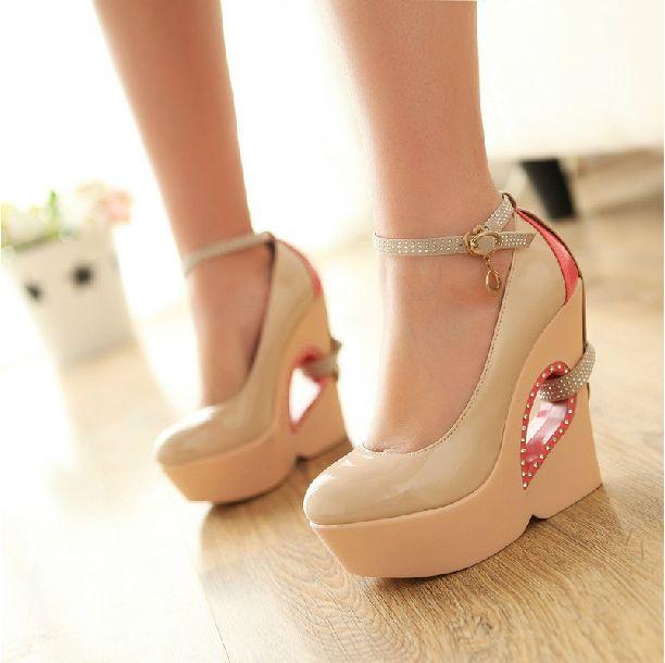 Shoes Nude Colour 2014 - Ikifashion