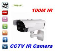 Cheap Outdoor security camera Best CCD 700TVL IR Array Weatherproof  Camera ccd cctv