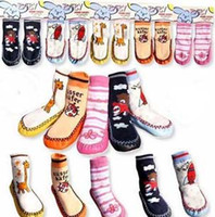 Wholesale Baby Home Socks Infant Floor Socks Baby socks anti Slip Toddlers Cartoon Socks Kids Shoes Socks