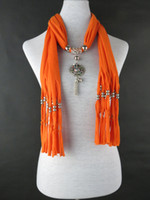 Plain Dyed alloy sheets - Lady s autumn winter necessary neck sheet is tasted pendant scarf PL1176
