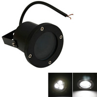 Wholesale Low Voltage Landscape Underwater Pond Light in Black Finish