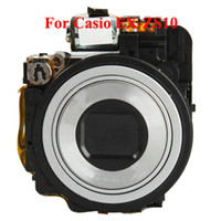 Wholesale Digital Camera Lens Zoom Lens For Casio EX ZS10 Unit Repair Parts Black