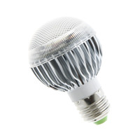 Globe ac temperature control - Temperature Adjustable LED light W AC V E27 led Lighting Bulbs with Remote Control H8793