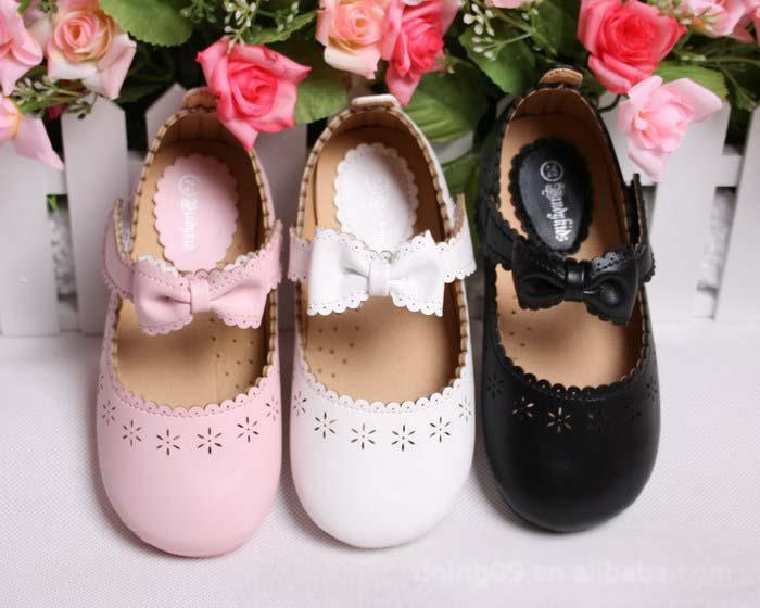 Retail 2014 New Girls Kids Toddlers Pink Dance Wear Ballet Shoes Princess ribbon bandage practice Gym Comfort Shoes 3-16 Ages