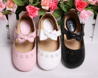 ballet flats toddlers - Baby Prewalker Shoes Girls Ballet Flats Children s Shoes Kids Girl Dress Shoe Toddlers Shoes