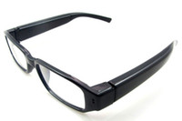 Wholesale 720P High Definition Glasses Camera Video Take Picture Support Max To32GB Free HK post