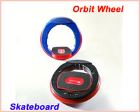 Wholesale 10pairs PVC Orbit Wheel skateboard