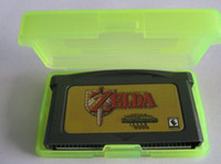 Wholesale Big Promotion Zelda The Minish Cap for Game Boy Advance Games GBA games