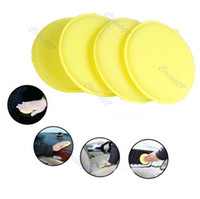 Wholesale 120PCS Waxing Polish Wax Foam Sponge Applicator Pads For Clean Car Vehicle Glass