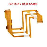 Wholesale Camera Flex Cable For SONY DCR SX40E FP New Yellow