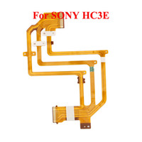 Wholesale FP LCD Flex Cable For SONY HC3E High Quality Yellow