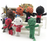 Wholesale Thailand Voodoo Dolls Promotional Gifts Mixed Styles