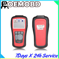 Wholesale Autel Maxidiag Elite MD703 SRS American Car CODE SCANNER Diagnose for all system update via internet