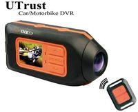 Wholesale Full HD Video Camera Camcorder P Car DVR Sport Helmet Camera Remote control