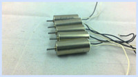 Wholesale 7x16 High Quallity Coreless Motor g RPM Aircraft Engine Motor as V911 RC Helicopter DIY TOY