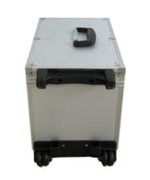Wholesale New Portable Turbine Unit Mobile Case With Air Compressor way Syringe Dental Equipment V