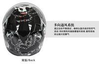 Wholesale Full Face Original TANKED RACING T112 Helmet Carbon Fiber Flip up Modular Motorcycle Fast Shipping