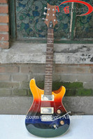 6 Strings al guitar - custom Al Di Meola Top Solid Body Electric Guitar HOT SALE