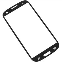 Wholesale New Outer Replacement Screen Glass Lens for Samsung Galaxy S3 i9300 White