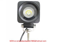 Wholesale x4 offroad W CREE LED Work Lamp ATV Vessels Bus Off road vehicles Trucks headlight