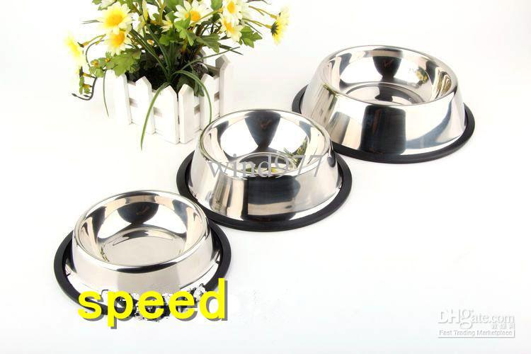 Metal Dog Bowl Rubber Ring