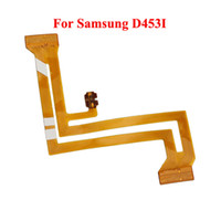 Wholesale Camera LCD Flex Cable For Samsung D453I New Yellow