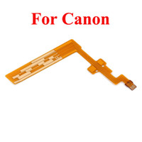 Camera Parts Zoom Lens Line Canon 18-55mm Zoom Lens Line For Canon Flex Cable Yellow Free Shipping 100pcs lot 85002768