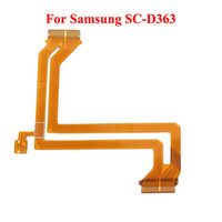 Wholesale LCD Flex Cable For Samsung SC D363 New High Quality