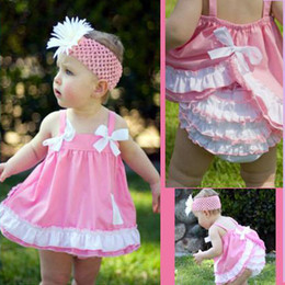 kids butterfly bow braces skirt jumpers dresses blouses underpants short pp pant suits outfits P6