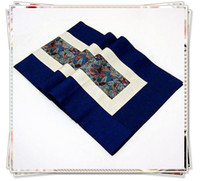 Polyester / Cotton cotton table runner - Latest Cotton Table Runners High Quality Free
