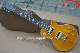 Slash Appetite Natural yellow burst Guitar electric guitar HOT SALE