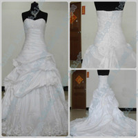 Wholesale 2011 NEW Top Sellers China SaBelle wedding dress bridal dress bridal gown bridal dresses strapless