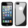 S Line Gel Case S-Line Flexi Silicone TPU Case Cover Skin for iPhone 5 5G