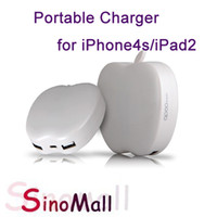 Wholesale Universal compatibility apoo Power bank Portable charger for iPhone4s iPad2