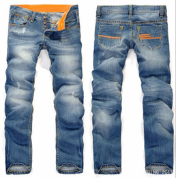 Wholesale amp retail Hot sell new brand jean fashion men s jeans
