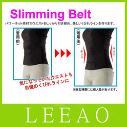 Wholesale 60pcs Slimming Belt For Waist Belly Tummy Waist Belt Body Shaper Ultra thin Trimmer
