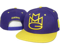 Embroidered strap back hats - MMG Snapback Hats Caps Adjustable Snapbacks Sports Hats Men Hats Rick Ross MMG Cool Strap Back Caps