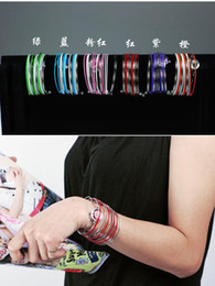Wholesale Wedding Party Bridal Accessories Gift Women Watch Lady Alloy Cuff Bangle Charm Bracelet Jewelry Girl