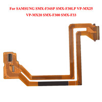 Wholesale LCD Flex Cable For SAMSUNG SMX F34SP SMX F30LP VP MX25 VP MX20 SMX F300 SMX F33